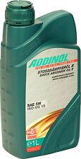 ADDINOL Stoßdämpferöl B 1 Liter SAE 5W Gabelöl Telegabelöl mineralisch Simson 1L