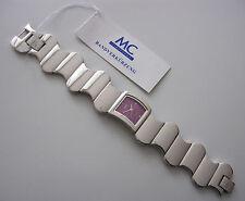MC TREND - Damenarmbanduhr - Damenuhr - Uhr - NEU (MC_VIOLETT2)