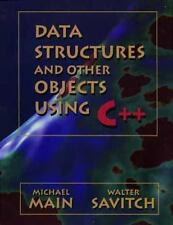 Data Structures & Other Objects Using C++ Main, Michael, Savitch, Walter J. Pap