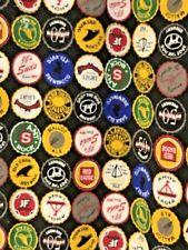 Beer Cap Lounge Pants S Croft Barrow Hard To Find GAG GIFT