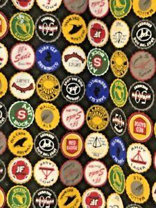 Mens Beer Cap Lounge Pajama Pants S Croft Barrow Hard To Find GREAT GIFT