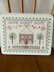 5 x Vintage M & S St Michael Home Sweet Home Table Mats Place Mats