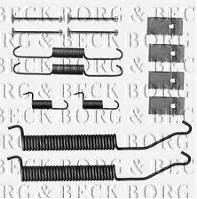 BBK6298 BORG & BECK FITTING KIT BRAKE SHOES fits Ford Ranger,Mazda B Series 99-