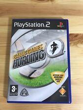 PS2 Gaelic Games Hurling (M- PAL Version BOTH Discs MINT!