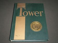 1963 TOWER JERSEY CITY STATE COLLEGE YEARBOOK - NEW JERSEY - PHOTOS - YB 948