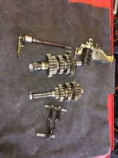 Ktm 640 625 620 Lc4 Smc Duke High Complete Gearbox Selector Drum Selector Forks
