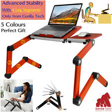 Ergonomic Design Laptop Desk Sofa Stand Adjustable Folding Bed Tabel Couch Floor