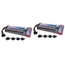 Venom 8.4V 3000mAh 7 Celdas NiMH Batería plana con paquetes de x2 Sistema Universal Plug