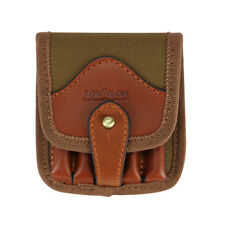 Hunting Cartridges Pouch Mag Bag Wallet Bullet Case Shells Holder Rifle Shooting