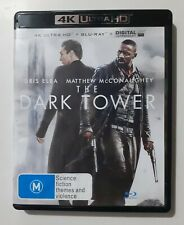 The Dark Tower 4K UHD Disc ONLY