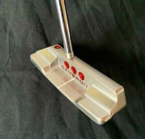 """SCOTTY CAMERON STUDIO SELECT NEWPORT 2.6 Putter 35"""" with Cover  #041801"""