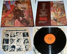 Santana ‎– Abraxas (1970)  LP 33 GIRI 12 + inserto CBS S64087 UK Version RARE!!!