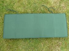 Garden Furniture Cushions - Small 2 Seater Metal Bench Cushion 42x108 cm