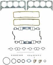 81 Corvette 350 Cylinder Heads Gasket Set Seals CAST IRON HEADS FEL PRO