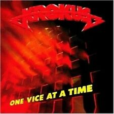 "KROKUS ""ONE VICE AT A TIME"" CD NEW+"
