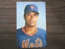 1986 Tcma New York Mets Ron Darling Postcard