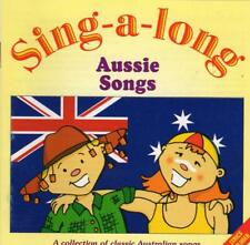 SING-A-LONG Aussie Songs for Children CD - ABC for Kids - Lyrics Included