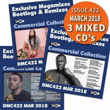 DMC Commercial Collection Vol 422 Bootleg Remixes & Megamixes DJ Triple Music CD