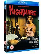 Nightmare (1964) Hammer Horror Blu-ray