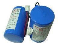2SL360//131 3.6V 2x2.0 Ah Batterie automate