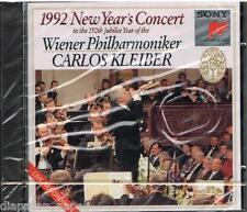 Concerto Di Capodanno (New Year's Concert) 1992 / Carlos Kleiber, Vienna - CD