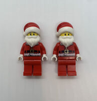LEGO SERIES 8 SANTA CLAUS MINIFIG Christmas minifigure figure 8833 advent Lot