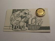 SCOTCH WHISKY Lapel Pin Badge SCOTTISH MALT WHISKY SOCIETY (SMWS) ENAMEL BADGE