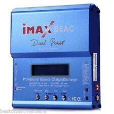 Hot iMAX B6AC Digital RC Lipo NiMH Battery Balance Charger Discharger EU charger