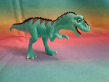 2010 Jim Henson Pbs Learning Curve Laura Giganotosaurus Pvc Dinosaur Figure