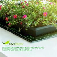 Seedfactor Seedling Heat Mat Seed Starting Germination Propagation Heating Pad