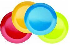 Kitchen Craft Miniamo Melamine Plates, Set Of 4 UK POST FREE