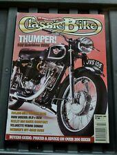 Classic Bike Feb 1994 - G80S, BMW R1100RS & R100S, Seeley G50, Venom Outfit