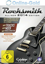 Rocksmith 2014 Key - STEAM Game Download Code - PC Standard ohne Kabel [EU][DE]