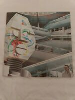 The Alan Parsons Project I Robot Vinyl Record Album LP Vintage 1977 TESTED