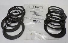 "MCMASTER, RETAINING RINGS, SH-200ST PA, 2"", EXTERNAL, LOT OF 20"