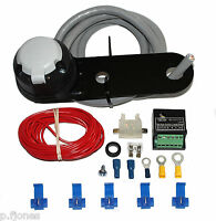Universal 12s Twin Upgrade Kit For 12n Single Towing Electrics / Towbar Wiring