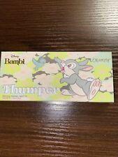 ColourPop X BAMBI Disney Collection THUMPER New PRESSED POWDER PALETTE Eyeshadow