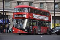 LT786 LTZ 1786 ABELLIO NEW ROUTEMASTER 30TH DEC 2017 6x4 London Bus Photo B