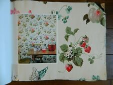 Vintage Kitch Retro JOYCE  WALLPAPERS  SAMPLE / PATTERN BOOK 1960's Designs