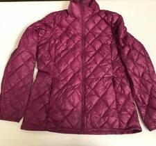 32 Degrees Heat Ladies' Packable Ultra Light Down Jacket (EGGPLANT,XS)