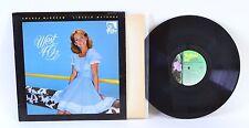 "Amanda McBroom And Lincoln Mayorga –West Of Oz –12"" Vinyl LP– Lab 15 Audiofile"