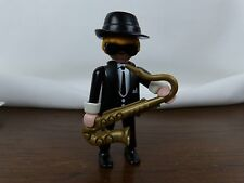 PLAYMOBIL SPECIAL 4508 BLUES BROTHERS SAXOPHONIST VINTAGE MORE IN STORE