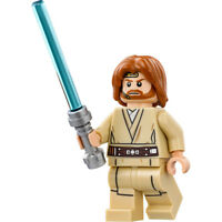 LEGO Star Wars - Original - Obi-Wan Kenobi Minifig w/ Lightsaber 75191 - New