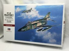 Hasegawa 1/48 RF-4E Phantom II J.A.S.D.F. Plastic Model Kit Japan Plamodel