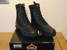 Magnum Classic Black Combat Military Army Work Cadet Boots UK 14 EU48 New In Box
