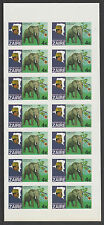 Zaire 5275 - 1979 River Exp 4k ELEPHANT COMPLETE IMPERF SHEET of 14 u/m mnh