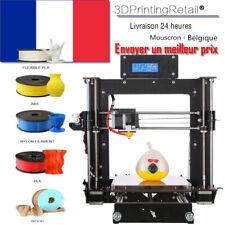 Duty free -CTC DIY A8 3D printer Reprap Prusa I3 Pro B 3D imprimante MK8 LCD2004