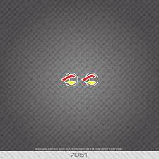 07051 Cinelli Bicicletta Head Badge Adesivi-Decalcomanie-Transfers