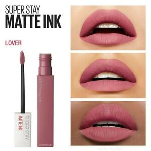 Maybelline Superstay Matte Ink Lipstick Longwear Waterproof 15 - LOVER