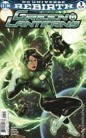 Green Lanterns #1 Emanuela Lupacchino Variant (2016) DC Comics